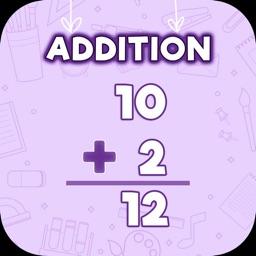 Learn Math Addition Quiz Games