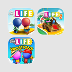 THE GAME OF LIFE Value Pack - 20% off hours of family fun with 3 classic board games! Hack Online Generator