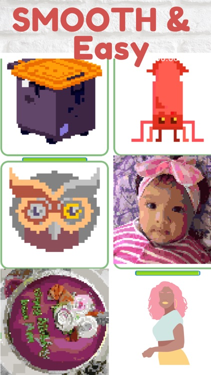 My Pixel Art : Color By Number screenshot-9