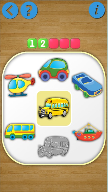 The shadow puzzle cars game screenshot-3