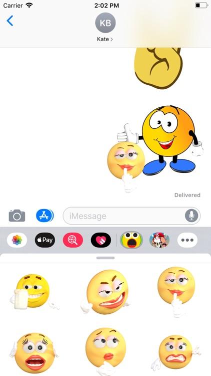 Emoji Old School