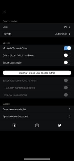 Huji Cam na App Store