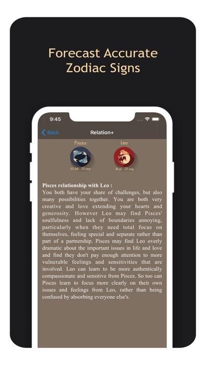 Daily Horoscope Plus® 2020 screenshot-3