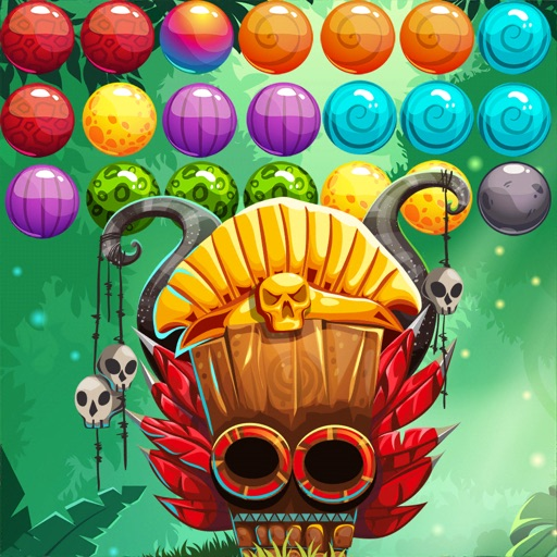 Bubble Shooter:Jungle Book Pop