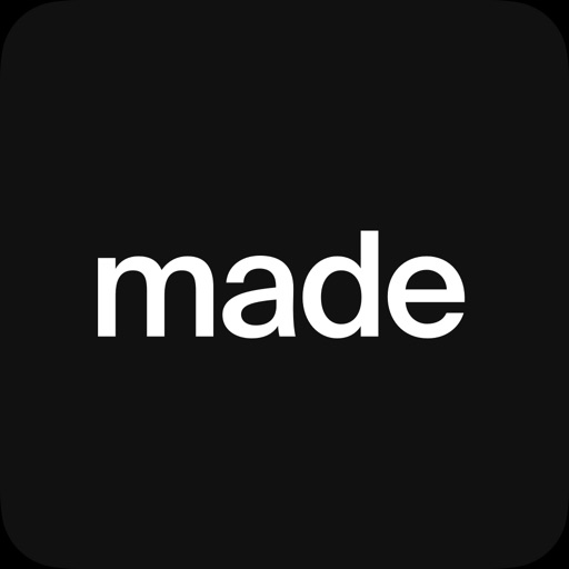 Made - Story Editor & Collage iOS App