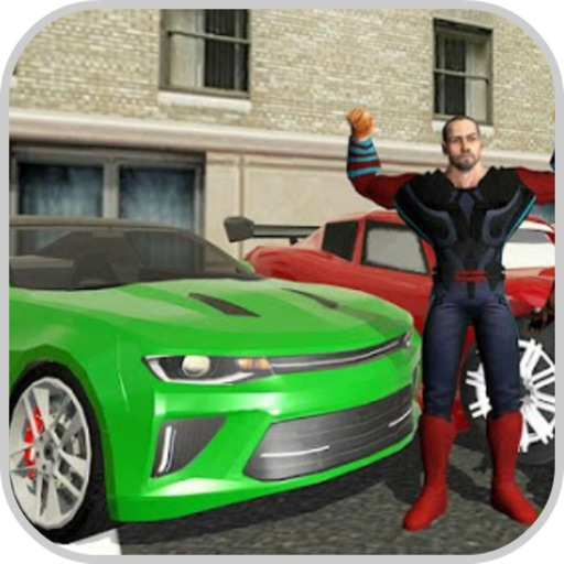 Car Racing Mega Speed app for ipad