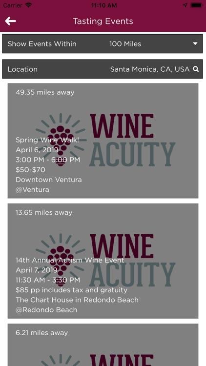 Wine Acuity screenshot-4