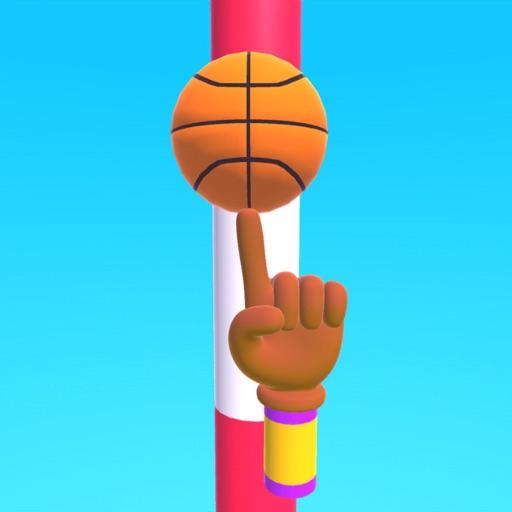 Spin Basketball 3D