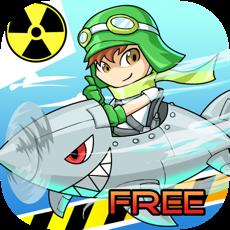 Activities of Little Limbo Pilot Adventure - Shark airplane Skies battle