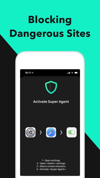 Сyber Guard - Ad Blocker Screenshot