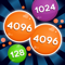 App Icon for Merge Pop 4096! App in United States IOS App Store
