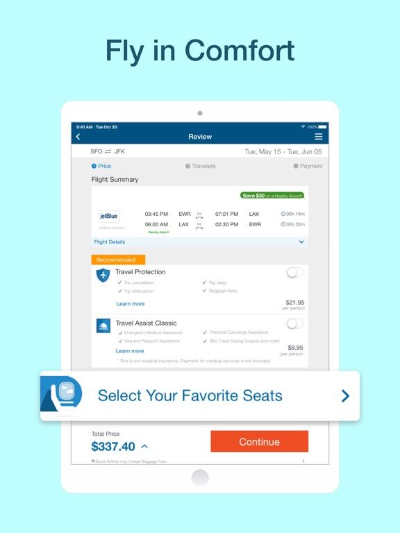CheapOair: Cheap Flight Deals - AppRecs