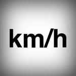 Compteur de vitesse km / h Tra pour pc