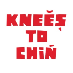 Knees to chin
