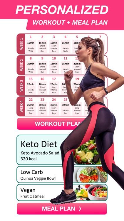 Weight Loss: Run, Walk & Diet screenshot-3