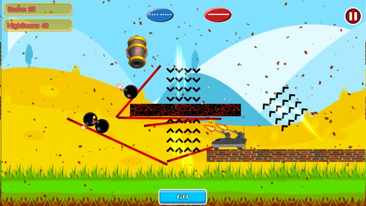 Unbearable Tank Wars screenshot-4