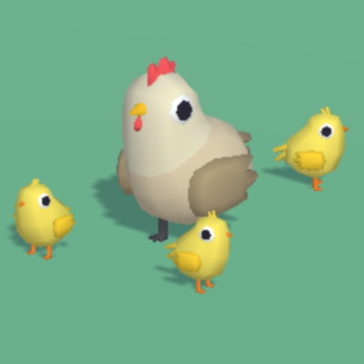 Race Chicken icon