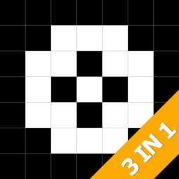 Black White Puzzle