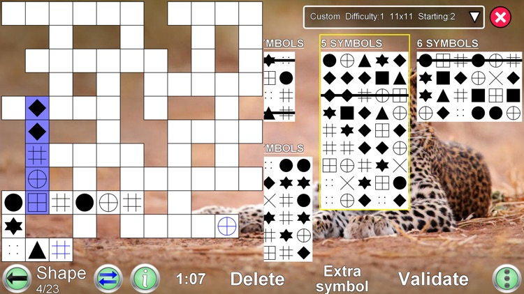 Number Fit Puzzle screenshot-7