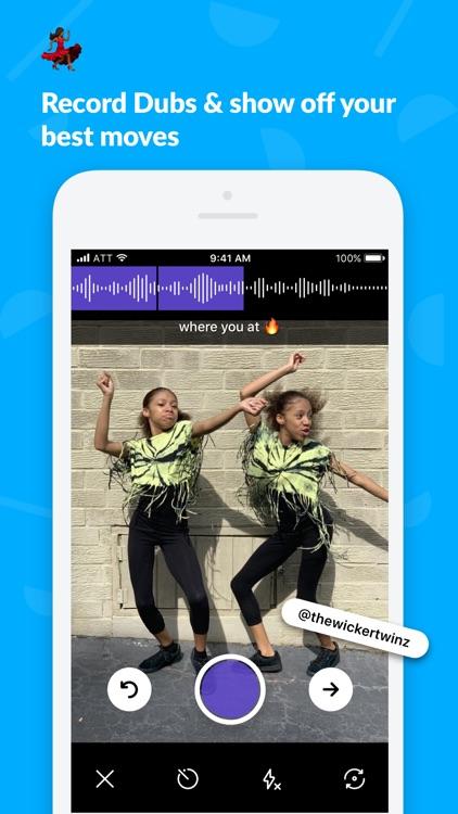 Dubsmash - Dance & Lip Sync screenshot-3