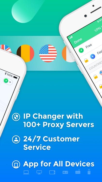 VPN 365 - Ip Changer & Unblock