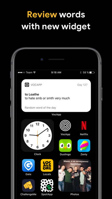 messages.download VocApp: Learn English software