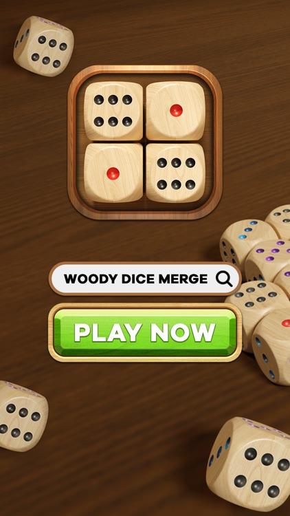 Woody Dice Merge Puzzle screenshot-5