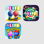 THE GAME OF LIFE Value Pack - 15% off hours of family fun with 3 classic board games! Hack Online Generator