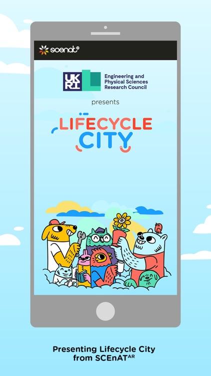 Lifecycle City – SCEnAT-AR