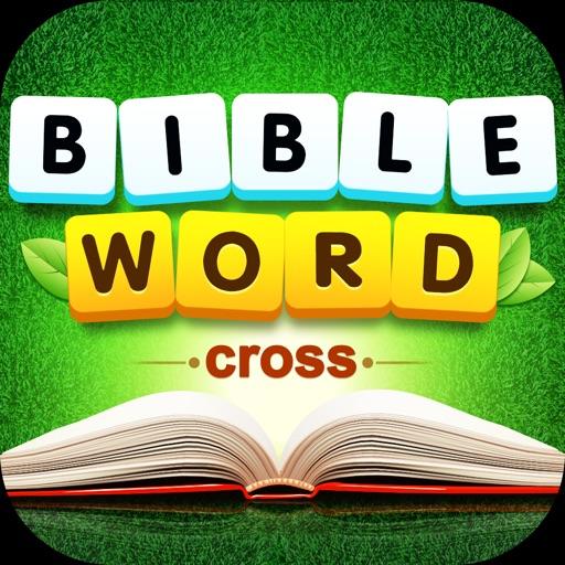 Bible Word Cross