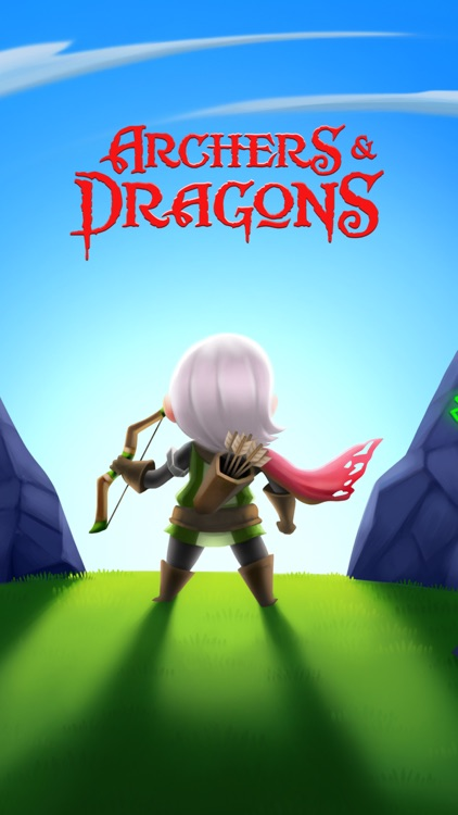 Archers and Dragons screenshot-4