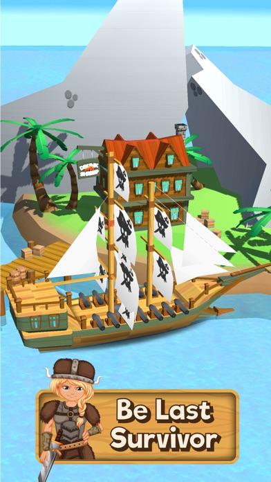 BlackShip Royale screenshot 4