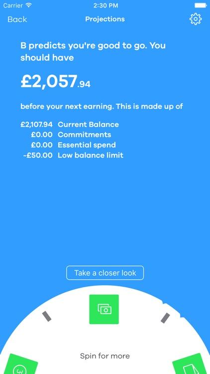 B – manage your money screenshot-3