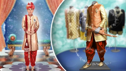 Screenshot for Stylist Indian Fashion Game in United States App Store