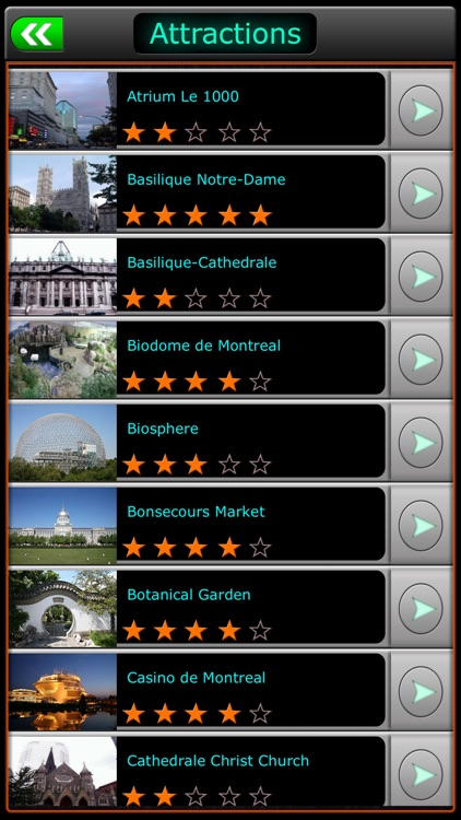Montreal Offline Travel Guide screenshot-4