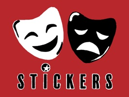 Broadway.com Stickers