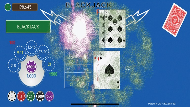 Blackjack Plus - Side Bets screenshot-4