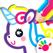 色ぬり お絵描き 子供 ゲーム: 幼児 ぬりえ 色塗り