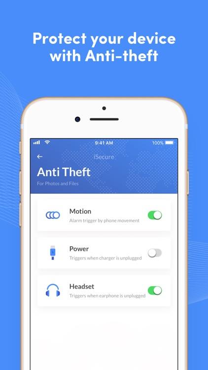 iSecure - Secret Vault & Cloud screenshot-5