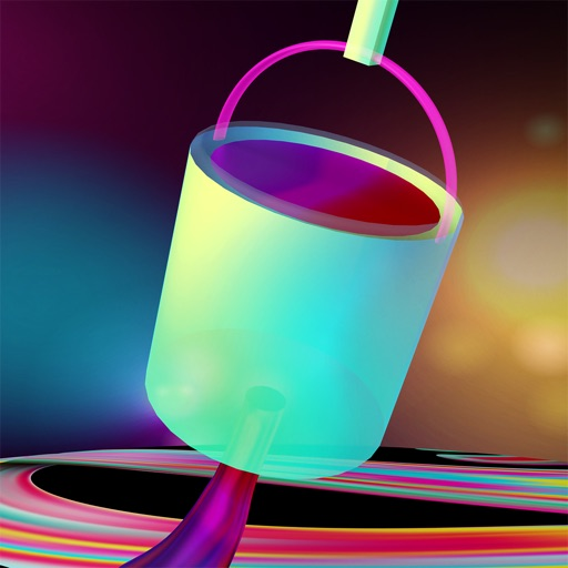 Pendulum Paint Bucket-Draw It