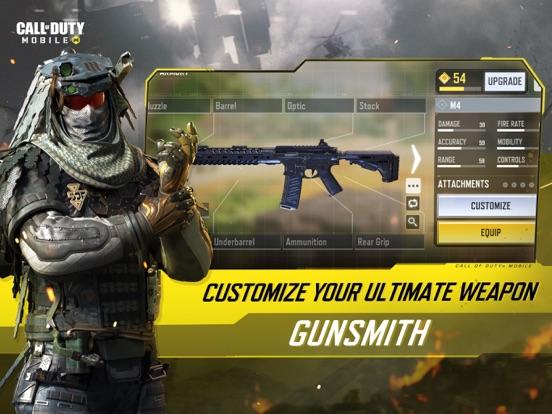 iPad Image of Call of Duty®: Mobile