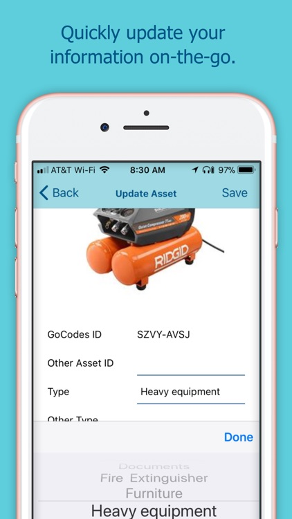 GoCodes Asset Tracking screenshot-5