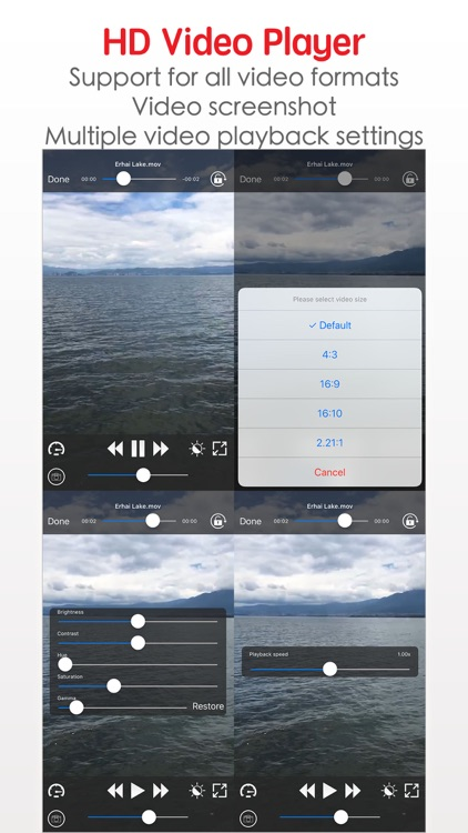 Fast Unzip - Zip Unrar 7z Tool screenshot-6