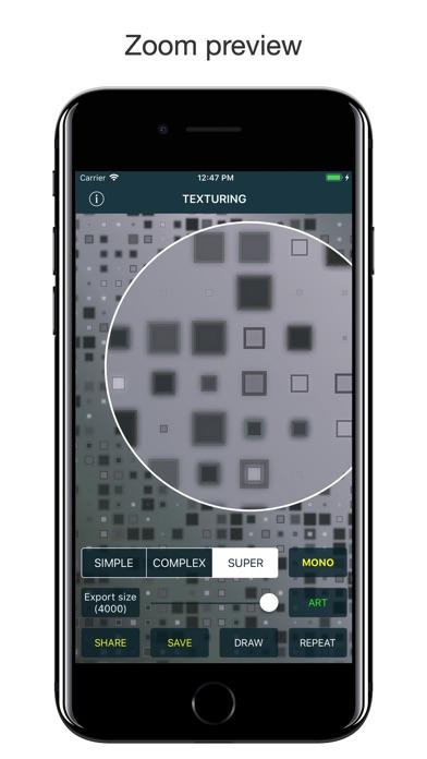 Texturing screenshot 2