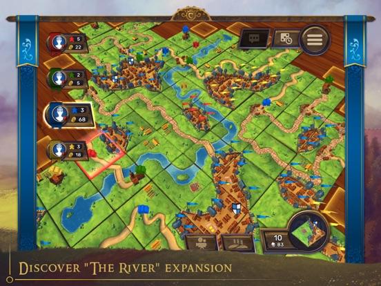 Carcassonne – Tiles & Tacticsのおすすめ画像4