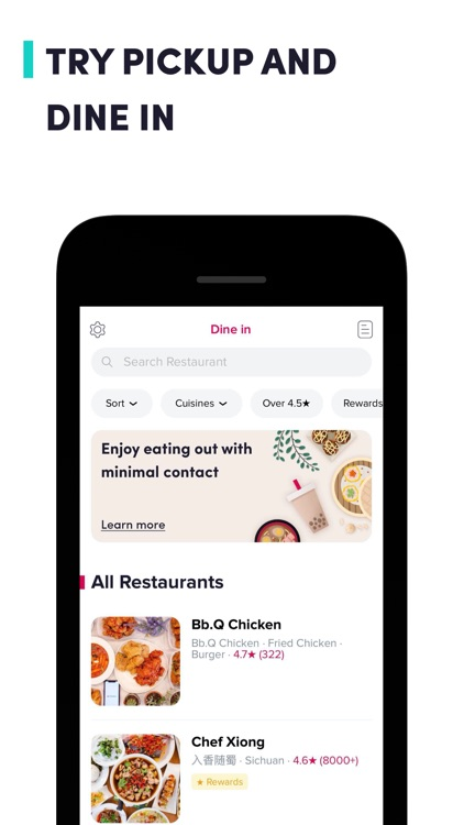 Chowbus: Asian Food Delivery screenshot-5