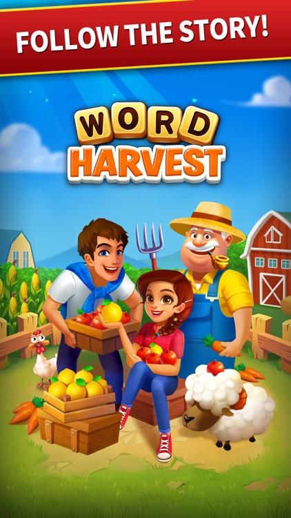 Word Harvest: Word Games screenshot-3