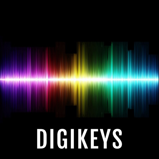 DigiKeys AUv3 Sequencer Plugin icon