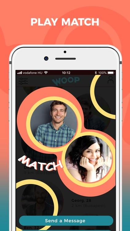 Woop - The Dating App screenshot-5