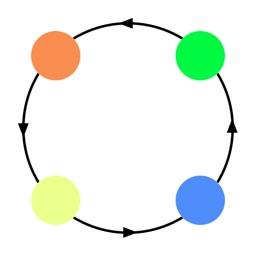 Dot - Aline Same Color Dots